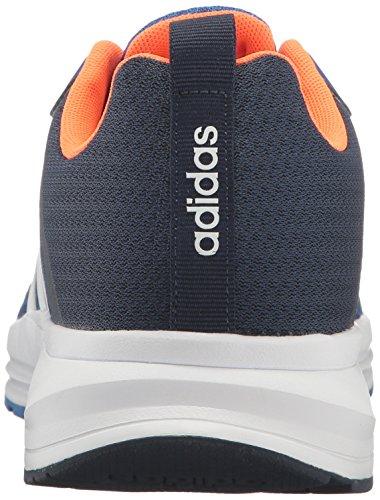 Scarpa Da Corsa Adidas Neo Uomo Cloudfoam Mercury Blu / Bianca / Blu Scuro
