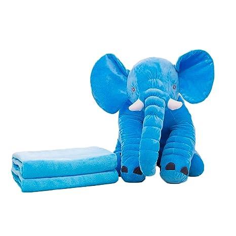 Amazon.com: JSQTOY - Juego de manta y almohada de felpa 2 en ...