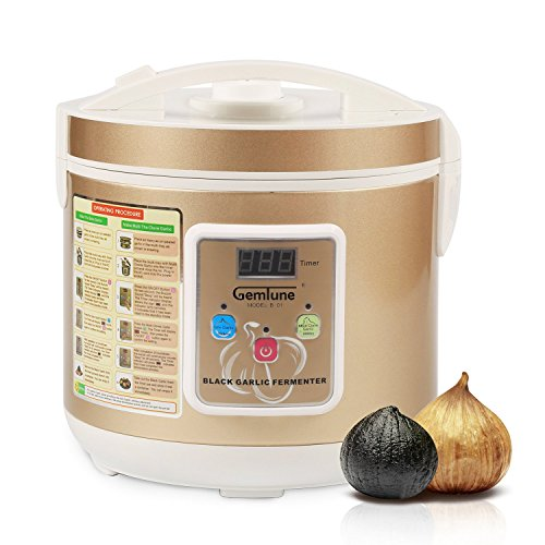 Gemtune Black Garlic Automatic Fermenter, Black Garlic Ferment Box, Garlic Maker Recycle, Intelligent Fermentation Machine, Health Food Maker, Home/Kitchen Utensil by GemTune (Image #7)