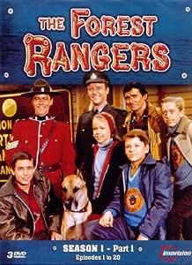 Forest Rangers / Season 1 Part 1 (Boxset) (3DVD)