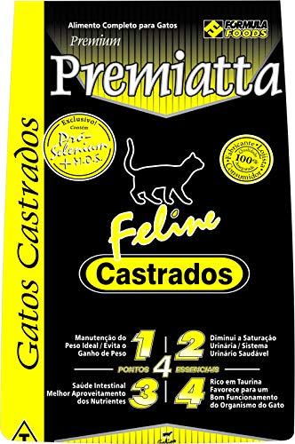 Feline Castrados Sc 10,1kg Qualita Foods Sabor Frango