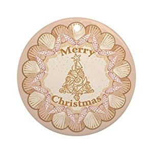 51juCYWlxHL._SS300_ 100+ Best Seashell Christmas Ornaments