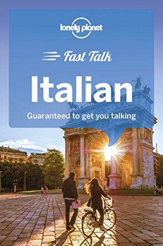 Lonely Planet Fast Talk Italian (Phrasebook)...