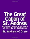 The Great Canon of St. Andrew of Crete, James Ward and St. Andrew, 1495409090