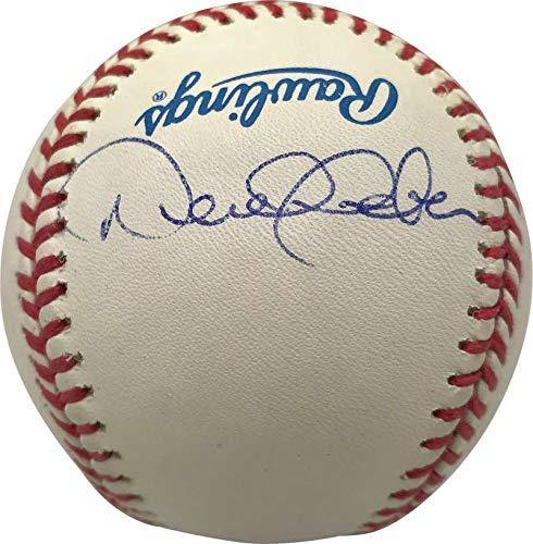 - Derek Jeter Signed Autographed OAL Budig Baseball PSA/DNA