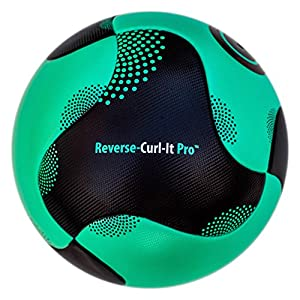 Bend-It Soccer, Reverse-Curl-It Pro, Soccer Ball, OMB With VPM And VRC Technology