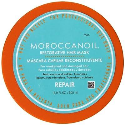 Moroccan Oil Restorative Hair Mask, 16.9 Fluid Ounce