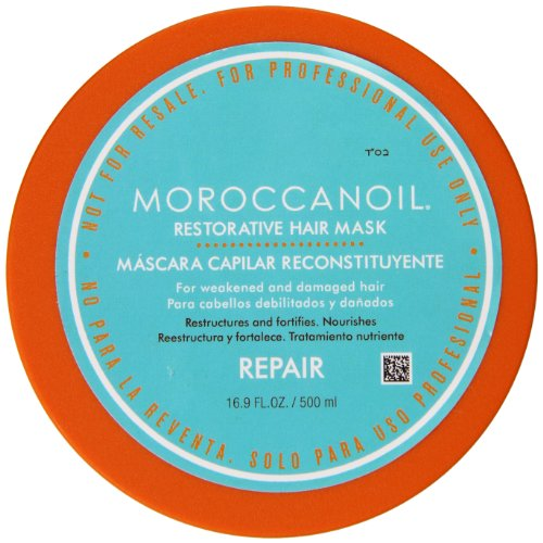 Moroccan Oil Restorative Hair Mask, 16.9 Fluid Ounce (Moroccanoil Hydrating Mask)