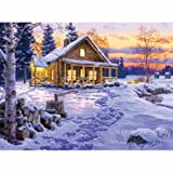 Buffalo Winter Bliss 1000 pc BUF1215