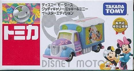 Pascua Motors Mickey Tomica Goody A Edicioen Disney Y Minnie Llevar ZOkwTlPXiu