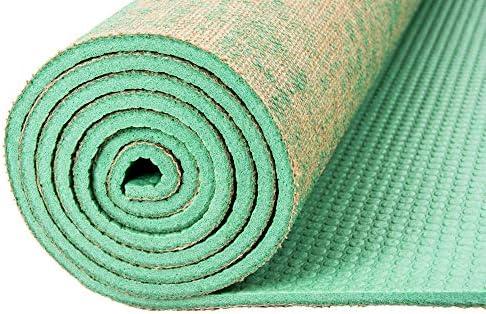 Sternitz Premium Yoga Mat Anti-Slip - Eco-Friendly - with Carry Straps - Size 68