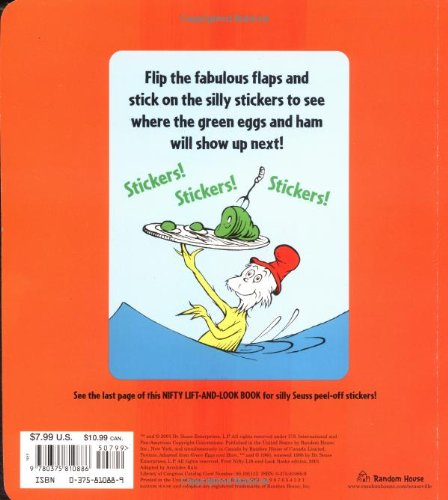 Amazon.com: GREEN EGGS & HAM NIF (0807728210496): Dr. Seuss ...
