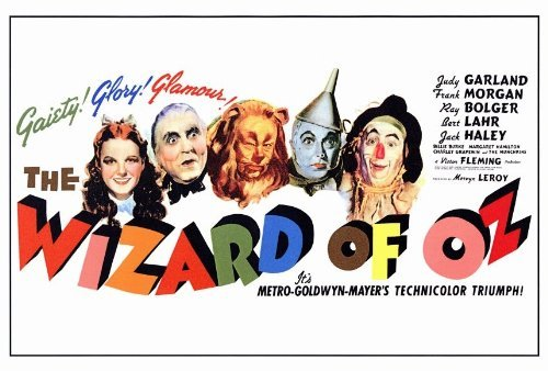 The Wizard of Oz POSTER Movie (27 x 40 Inches - 69cm x 102cm) (1939) (Oz Wizard 27 Of 40 X Poster)