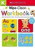 Best Cartwheel Books For Kindergartens - Wipe Clean Workbook: Kindergarten (Scholastic Early Learners) Review