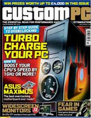 Magazines : Custom PC