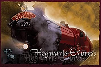 Amazon.com: PopArtUK – Póster de Harry Potter Hogwarts ...