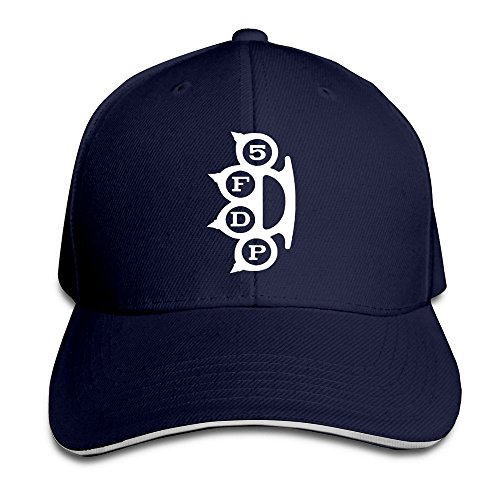 sunny-fish6hh-unisex-adjustable-five-finger-death-punch-baseball-caps-hat-one-size-navy
