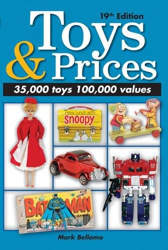 World Antique Toy - Toys & Prices: The World's Best Toys Price Guide (Toys and Prices)