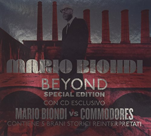 CD : Mario Biondi - Beyond (Italy - Import, 2 Disc)