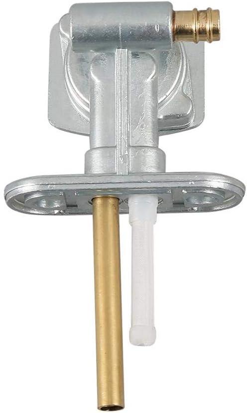 Qiilu Gas Fuel Petcock Fuel Gas Petcock Valve Switch Pump 1986-2004 For Auto KLF 300 KLF300 Bayou