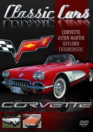 Classic Cars - Corvette [DVD]: Amazon ca: Tom Mison, Nicole