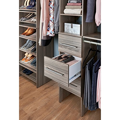 Cheap  ClosetMaid 68885 SuiteSymphony Modern 16-Inch X 10-Inch Drawer, Natural Gray