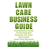 The lawn care business guide is a complete guide to starting and running your own successful lawn care business. The guide covers topics such as getting new customers, how to move from residential to commercial customers, how to estimate, add on busi...