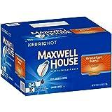 Maxwell House Breakfast Blend Keurig K Cup Coffee Pods (84 Count)