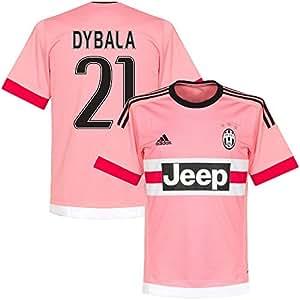 Juventus Away Dybala Jersey 2015 / 2016 (Fan Style Printing) - XXXL