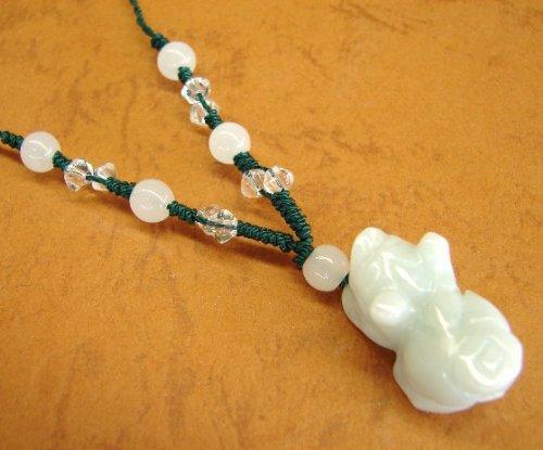 Jade Pi Yao Necklace