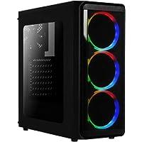 PC Gamer AMD 6-Core CPU 3.8Ghz 8GB (Placa de vídeo Radeon R5 2GB) SSD 120GB Skill Casual