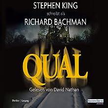 Qual Hörbuch von Stephen King Gesprochen von: David Nathan