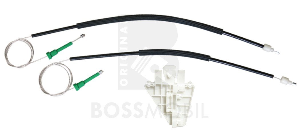 Bossmobil Alfa Romeo 159 (939), Trasero derecho, kit de reparació n de elevalunas elé ctricos kit de reparación de elevalunas eléctricos