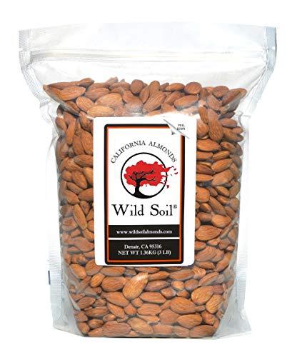 Wild Soil Almonds Distinct