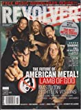 Revolver Magazine (October 2004) (The Future of American Metal! Lamb of God; Mastodon; Eighteen Visions; Bleeding Through; HIMSA; All that Remains)