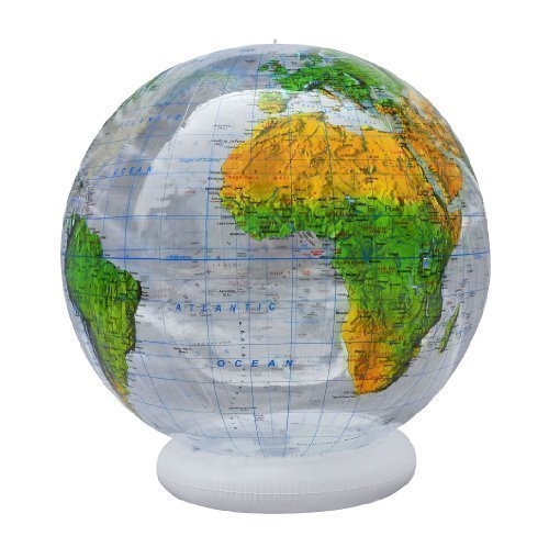 XXL trasparente rilievi topografici Globus 92cm - inglese | economia  economia  economia  | Il colore è molto evidente  | Prestazioni Superiori  | Di Alta Qualità Ed Economico  | Ottima classificazione  | I Consumatori In Primo Luogo  | riparazione  | Vendita  | Una  3c54fe