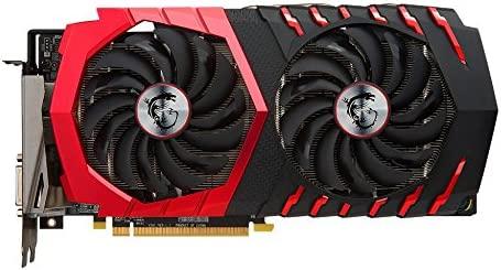 MSI Radeon RX 480 GAMING X 8G Placa grafica, 8GB GDDR5 (256 ...