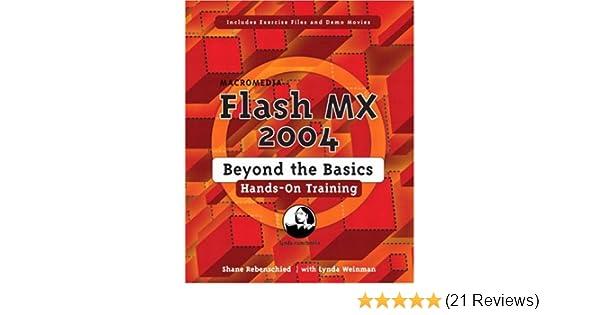Flash mx 2004 basics video tutorial for beginners killersites. Com.
