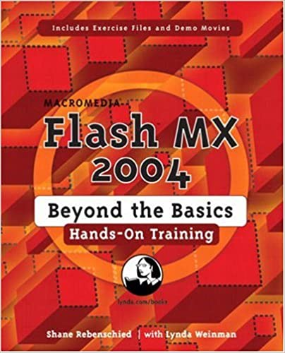 Macromedia Flash MX 2004 Beyond the Basics Hands-On Training