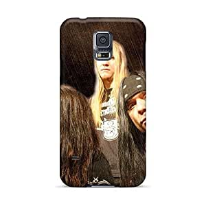 Perfect Hard Phone Case For Samsung Galaxy S5 With Customized Attractive Catamenia Band Series EricHowe