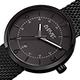 August-Steiner-Mens-Quartz-Stainless-Steel-Casual-Watch-ColorBlack-Model-AS8204BK