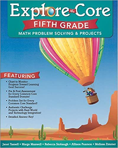Explore the Core: Fifth Grade (Explore the Core Math) by Janet Tassell (2014-03-01)