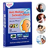 ifory 20 Count Motion Sickness Patches for Cruise, Car, Travel, Kids, Sea Sickness