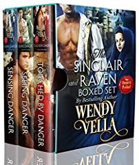 Read this blockbuster series today! Regency romance with a touch of magic from USA Today bestselling author Wendy Vella                       Legend says the Sinclairs heightened senses are a result of a long ago pa...