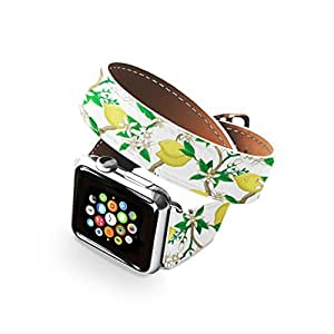 Amazon.com: Goodmood Double Wrap Apple Watch Band 38/40 42