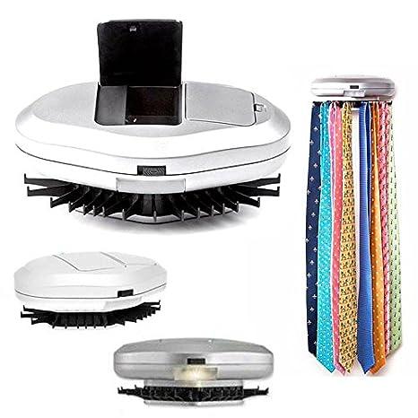 Amazon.com: Eléctrico cuello Tie Rack percha de ropa ...