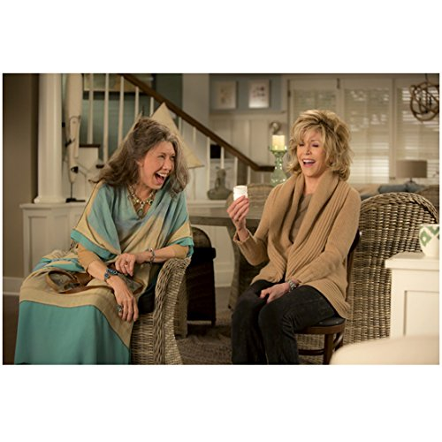 grace-and-frankie-jane-fonda-and-lily-tomlin-having-a-laugh-8-x-10-inch-photo