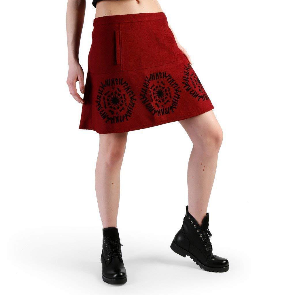 Desigual 48F2715 Faldas Mujer: Amazon.es: Deportes y aire libre
