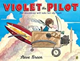 img - for Violet the Pilot book / textbook / text book
