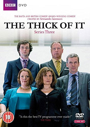 The Thick of It - Series 3 [Import (Rogar Series)